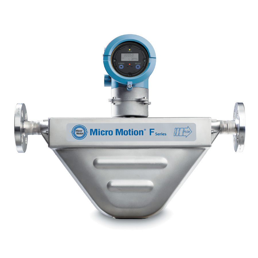Emerson MicroMotion medidor